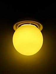 Недорогие -1 шт. 3 Вт E27 светодиодные лампы с круглой и цветной земли лампы для домашнего бара партии фестиваль декоративное освещение рождество хэллоуин 220 В