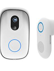 Недорогие -vstarcam d2 водонепроницаемая беспроводная дверная камера wifi снимок дверной звонок умный дом система оповещения