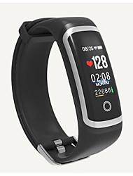 Недорогие -Z-YeuY M4 Мужчина женщина Умный браслет Android iOS Bluetooth Водонепроницаемый Сенсорный экран Пульсомер Измерение кровяного давления Спорт ЭКГ + PPG