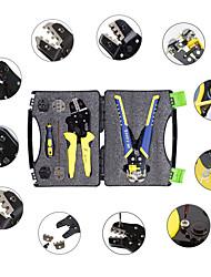 Недорогие -Набор инструментов для обжима проволоки paron jx-d5301s, обжимные щипцы, концевые клеммы шнура (пластиковая упаковка)