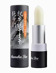 billige -1 pcs Ensfarvet Indeholder ikke alkohol / Læber Våd Normal Simple / Traditionel Makeup Kosmetiske Plejemidler
