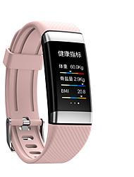 povoljno -f10 pametni wristband bt fitness tracker podrška obavijesti / monitor otkucaja srca vodootporan smartwatch kompatibilan ios / android telefon