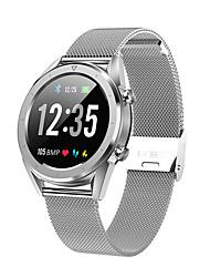 Недорогие -dt № 1 dt28 1.54 большой дисплей смарт-часы монитор ЭКГ час кровяное давление мобильный платеж часы