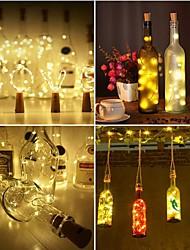 Недорогие -Светодиодные фонарики Медный провод Свадебные украшения Свадьба Свадьба Все сезоны