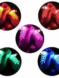Недорогие -brelong 1 шт. креативный шнурок для декоративного освещения<5v желтый / розовый / синий / зеленый / белый / оранжевый / синий порошок / синий зеленый / розовый зеленый