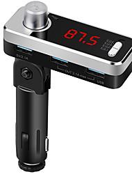 Недорогие -автомобильное зарядное устройство FM-передатчик музыкальный плеербеспроводной Bluetooth-плеер с функцией громкой связи