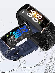 billige -e98 smart armbånd fitness track fuld søvn overvågning ip67 vandtæt smart ur til Android og iOS telefoner til kvinder mænd til børn