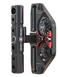 Недорогие -многофункциональный кронштейн для мотоцикла / часы / термометр для руля / держатель для телефона honda yamaha
