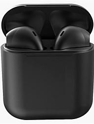 Недорогие -Оригинальные i12 color tws Правда беспроводные наушники с несколькими вариантами цвета Bluetooth 5.0 для наушников выскакивают для ios с микрофоном громкой связи наушников