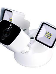 Недорогие -уличная камера видеонаблюдения 1080p домашняя беспроводная камера с обнаружением движения с широким углом обзора ночного видения