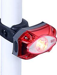 Недорогие -Светодиодная лампа Велосипедные фары Задняя подсветка на велосипед огни безопасности Горные велосипеды Велоспорт Велоспорт Водонепроницаемый Несколько режимов Портативные Регулируется Литий-ионная