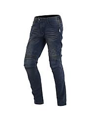 Недорогие -удобные модные джинсы для мотоциклистов с защитными брюками гоночных автомобилей Shinguard