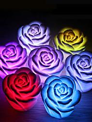 Недорогие -LED подсветка пластик Свадебные украшения Свадьба Свадьба / Цветы Все сезоны