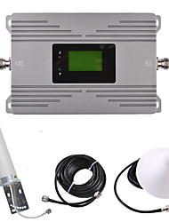 Недорогие -GSM / DC 70 дБи мобильный повторитель сигнала усилитель сигнала усилитель сигнала 900/1800 двухдиапазонный 2g4g
