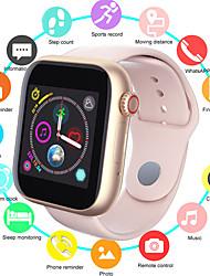 Недорогие -Муж. Смарт Часы Цифровой Спортивные Стильные силиконовый Черный / Белый / Розовый 30 m Защита от влаги Bluetooth Smart Цифровой Мода - Черный Золотой + черный Белый Один год Срок службы батареи