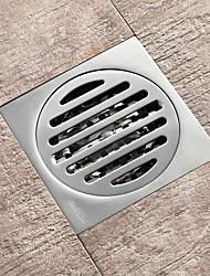 Недорогие -Слив Новый дизайн Современный Нержавеющая сталь 1шт - Ванная комната Установка на полу