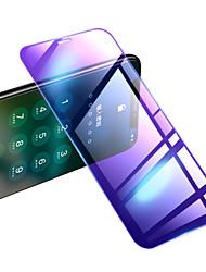 Недорогие -2.5d 9h анти-синий луч закаленное стекло для iphone x xs max xr 11 pro max 2019 уход за глазами прозрачный экран протектор