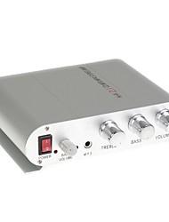 Недорогие -мини hi-fi стерео усилитель усилитель радио mp3 200w 12v с адаптером