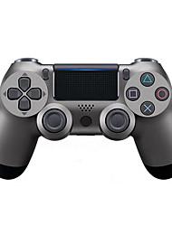 Недорогие -PS4 беспроводной контроллер рукоятки для PS4, Bluetooth прохладный контроллер ручки ABS 1 шт. блок