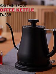 Недорогие -edoolffe гусиная шея залить кофеваркой с термометром для капельного кофе и чая 0.8л