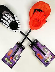 Недорогие -хэллоуин дети для призрака сахар аксессуары фестиваль персонализированные подарки творческий ладонь конфеты мешок трюк