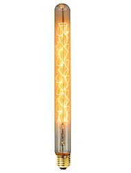 Недорогие -1шт 40 W / 60 W E26 / E27 Тёплый белый Декоративная Лампа накаливания Vintage Эдисон лампочка 220-240 V