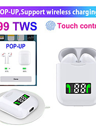 Недорогие -LITBest i99 TWS True Беспроводные наушники Беспроводное EARBUD Bluetooth 5.0 Стерео