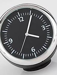 Недорогие -автомобильный термометр измеритель влажности кварцевые часы высокой / низкой устойчивостью