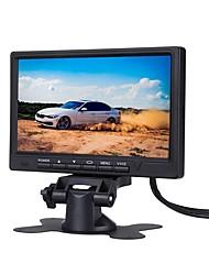 Недорогие -7-дюймовый автомобильный монитор 800 * 480 тфт цветной жк-экран автомобильная система парковки монитор для автомобиля задним ходом