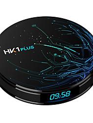 Недорогие -HK1 Plus Smart TV Box 2 ГБ оперативной памяти 16 г ROM Android 8,1 Amlogic S905x2 2,4 г 5 г Wi-Fi Bluetooth H.265 4 К HD Media Player