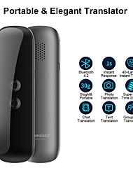 Недорогие -maikou новый g5 умный голосовой переводчик переносной голосовой текст фотографический перевод bluetooth Instant Offline перевод для путешествий