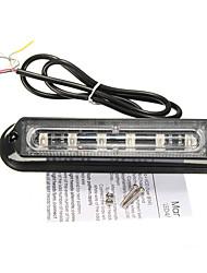 Недорогие -1 шт. 6 светодиодный автомобиль трейлер лодка аварийное освещение бар опасности мигающий стробоскоп сигнальная лампа