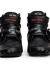 billige -mortorcycle ridestøvler anti-fall racing sko verneutstyr / støtsikker / anti-skrens / slitasje