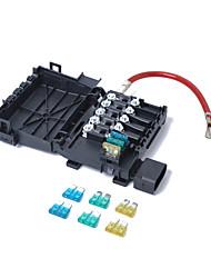 Недорогие -клемма батареи блока предохранителей 1j0937550a для 1999-2004 vw jetta golf mk4 beetle