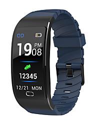 Недорогие -частота сердечных сокращений s7&монитор сна ip68 водонепроницаемый умный браслет часы шагомер силикагель часы