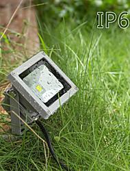 Недорогие -RGB проекционный свет 10 Вт фут-плитка пульт дистанционного управления цвет открытый водонепроницаемый рюкзак модель красочные светодиодные прожекторы
