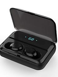 Недорогие -LITBest F9-5 TWS True Беспроводные наушники Беспроводное Мобильный телефон Bluetooth 5.0 Стерео