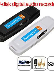 Недорогие -U-диск цифровой аудио диктофон ручка зарядное устройство USB флэш-накопитель до 32 ГБ Micro SD TF высокое качество Sk001