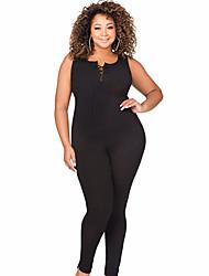 Women's Plus Size Jumpsuits