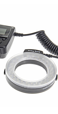 cheap -TRAVOR RF-550D Marco LED Ring Flash photography light for vedio camera/camcorder