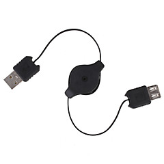 cheap Cable Organizers-Retractable USB Extension Cable (70cm-Length)