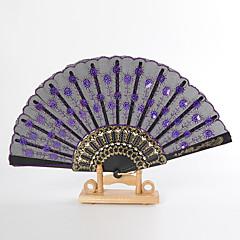 billige Vifter og Parasoller-Fest / aften / Avslappet Materiale Bryllupsdekorasjoner Hage Tema / Asiatisk Tema / Ferie / Klassisk Tema Sommer Høst Alle årstider