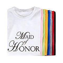 """MAID of HONOR"" T-shirt"