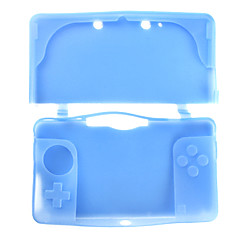 siliconen case voor de Nintendo 3DS (verschillende kleuren)