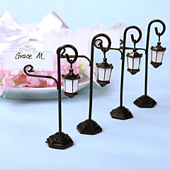 cheap Place Cards & Holders-Resin Zinc Alloy Place Card Holders Standing Style PVC Bag 1