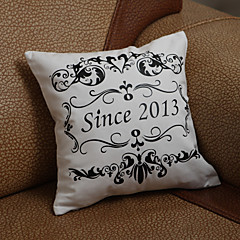 cheap Bridesmaid Gifts-Bride Groom Couple Parents Personalized Pillowcases Wedding Birthday Housewarming