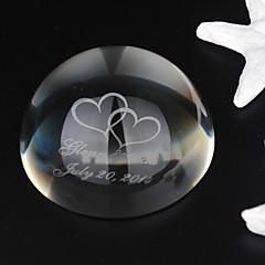 tanie Prezenty dla Panny Młodej-Kryształ Przedmioty kryształowe Narzeczona Pan młody Ślub Rocznica Urodziny Oblanie nowego mieszkania Gratulacje Dziękuję Ci