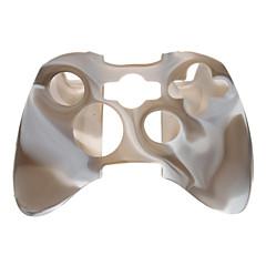 billiga Xbox 360-tillbehör-Game Controller Case Protector Till Xlåda 360 ,  Game Controller Case Protector Silikon 1 pcs enhet