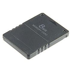 Χαμηλού Κόστους Αξεσουάρ PS2-8MB Κάρτα μνήμης για PlayStation2 PS 2