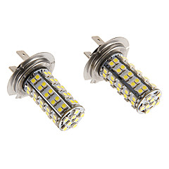abordables Faros de Coche-H7 Coche Bombillas 6W W SMD 3020 460lm lm LED Luz Antiniebla ForUniversal